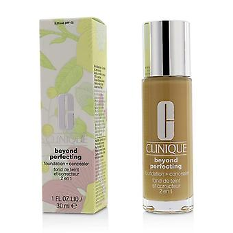 Clinique Beyond Perfecting Foundation & Concealer - # 8.25 Oat (MF-G) - 30ml/1oz