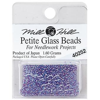 Mill Hill Petite Glass Seed Beads 2mm 1.6g-Iris