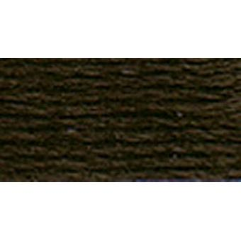 DMC 6-Strand Embroidery Cotton 100g Cone-Black Brown