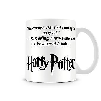 Harry Potter Gedrukte Mok