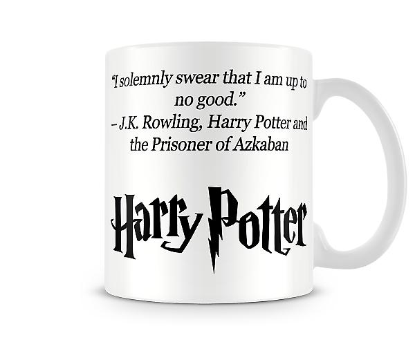 Harry Potter Printed Mug