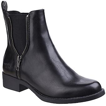 Rocket Dog Womens Camilla Bromley Gusset Durable Ankle Boots