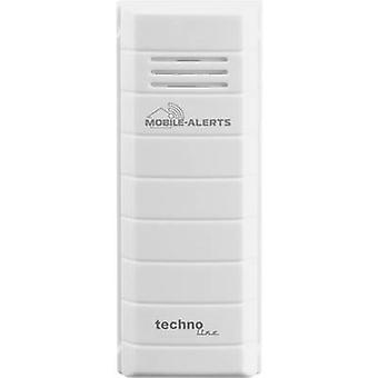 Sensor de temperatura de 10100 de MA de Techno línea móvil alertas de WLAN