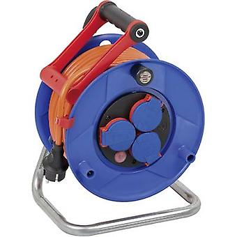 Cable reel 25 m Orange PG plug Brennenstuhl 121837
