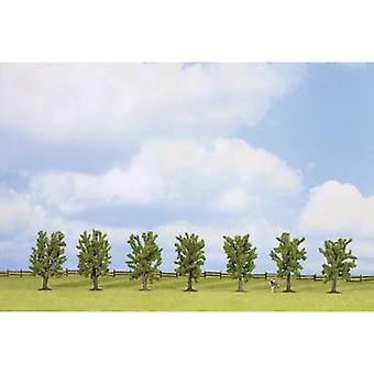 Tree set Broadleaf forest 80 up to 80 mm NOCH 25088 Green 7 pc(s)