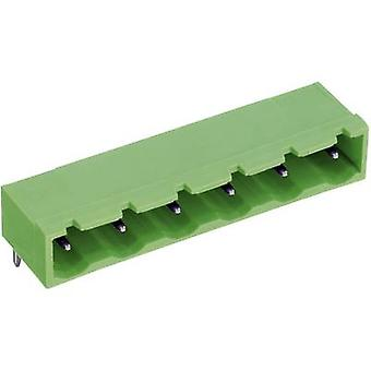 PTR Pin enclosure - PCB STLZ960 Total number of pins 6 Contact spacing: 7.62 mm 50960065021D 1 pc(s)