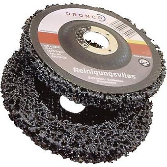 Dronco 6700002 Cleaning pads Ø 125 mm 1 pc(s)