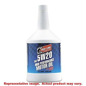 Red Line Synthetic Motor Oil 15204 Fits:UNIVERSAL 0 - 0 NON APPLICATION SPECIFI