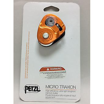 NEW Petzl Unisex Micro Traxion Pulley