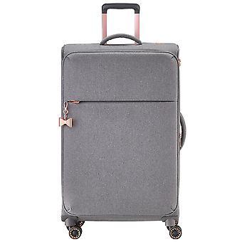 Titanium Barbara bløde bagage 4 hjulet trolley sag L 79 cm 383404-04