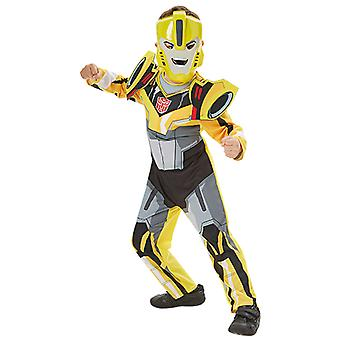 Bumbleebee transformers of robots in disguise child costume original