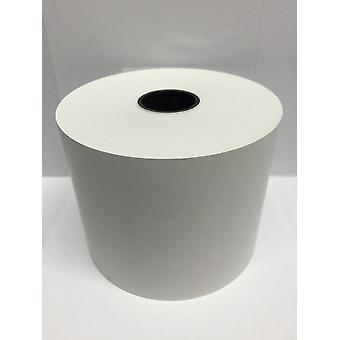 TH80-125 Thermal Till Rolls / Receipt Rolls / Cash Register Rolls - 10 Rolls per Box - BPA Free Paper