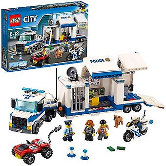 Lego 60139 City Commandopost
