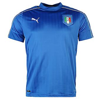 Camiseta de Puma para hombre Italia casa 2016