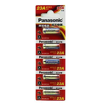 Panasonic 5pcs 23A/has/LR50/A23/8LR23/VE22