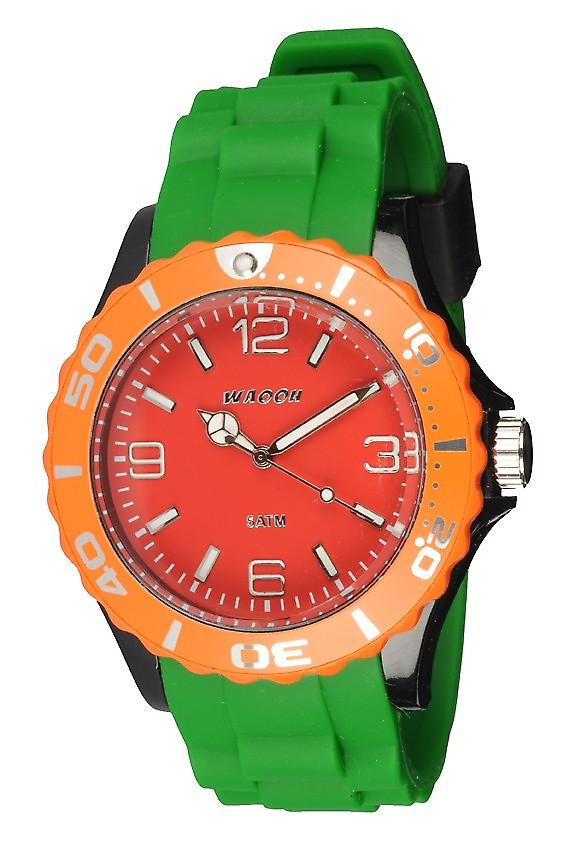 Waooh - Watch MC42 Red Black Multicolor