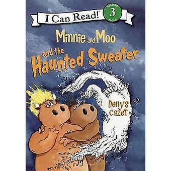 ミニーと Moo とデニス Cazet - デニス Cazet - でお化けのセーター