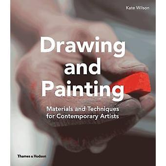 Teckning och målning - material och tekniker för moderna Artis