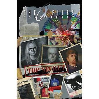 Den X-files - konspiration av Paul Crilley - Salvador Navarro - Erik Bur