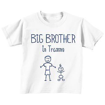 Big Brother In Training White Tshirt