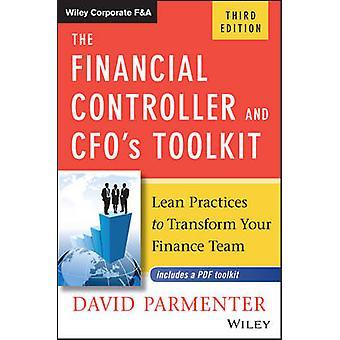 Den finansielle Controller og CFO'S Toolkit - Lean praksis at Transfo