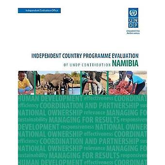 Bedömning av utveckling resultat - Namibia - oberoende land Prog