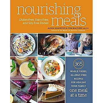 Nourishing Meals: 365 Whole Foods, Allergy-Free Recipes for Healing Your Family One Meal at a Time