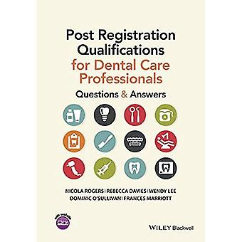 Po rejestracji kwalifikacji dla profesjonalistów opieki stomatologicznej: pytania i odpowiedzi