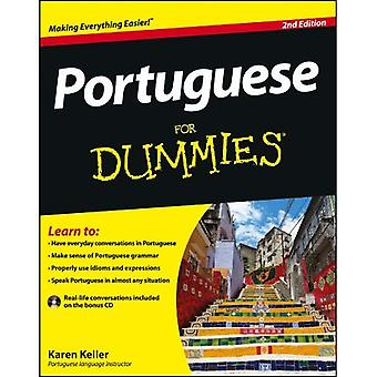 Portuguese For Dummies (For Dummies (Lifestyles Paperback))