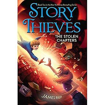Los capítulos robados (ladrones de la historia)