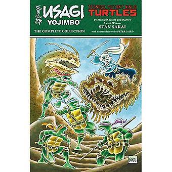 Usagi Yojimbo/teenage Mutant Ninja Turtles
