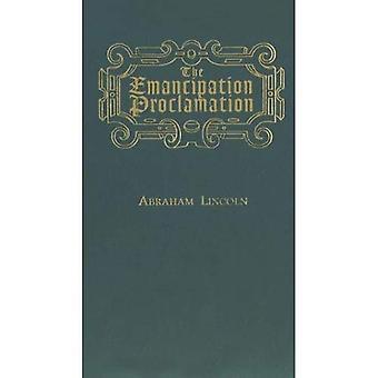 Emancipation Proclamation (Little Books of Wisdom (Applewood))
