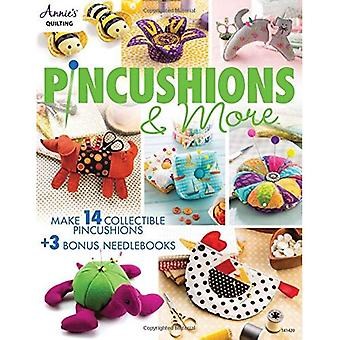 Pincushions & More: 17 Fun� Filled Projects