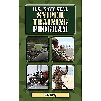 Programa de formación de los Estados Unidos Navy Seal Sniper