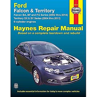 Ford Falcon Automotive Repair Manual: 2002-2014