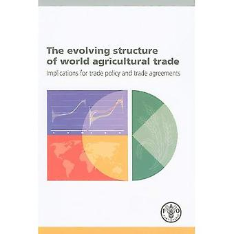 Evolving Structure of World Agricultural Trade: Implications for Trade Policy and Trade Agreements