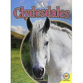 Clydesdales £ (om hästar)