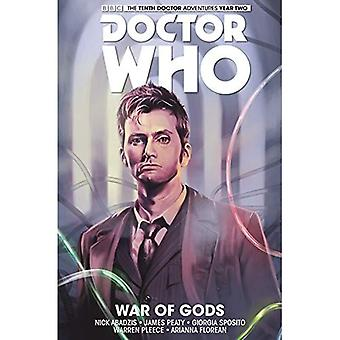 Doctor Who: The Tenth Doctor: Volume 7: War of Gods