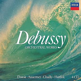 C. Debussy - Debussy: Orchestral Works [CD] USA import