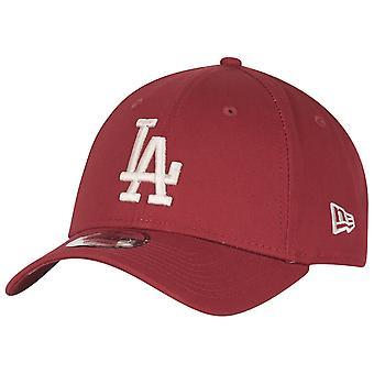 Nowa era Cap - de 9Forty MLB Los Angeles Dodgers czerwony