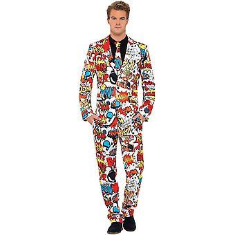 Comics-Anzug-Erwachsene