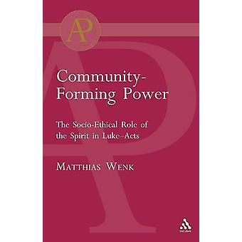 CommunityForming Power by Wenk & Matthias