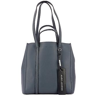 Marc Jacobs Grey Leather Tote
