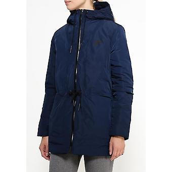Nike dame er NSW ned fyld hætteklædte Parka jakke 805080-451