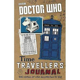 Doctor Who - Time Traveller's Journal - 9781405920803 Book