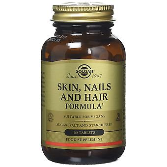 Solgar Skin, Nails and Hair Formula Tablets, 60
