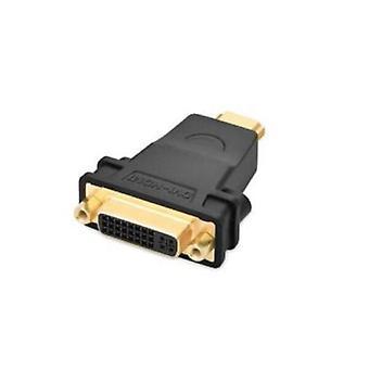 UGREEN HDMI Männchen zu DVI (24 + 5) Female Adapter