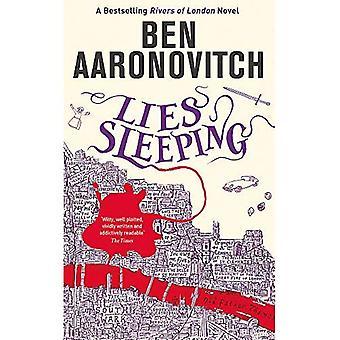 Lies Sleeping: The New Bestselling Rivers of London novel (A Rivers of London novel)