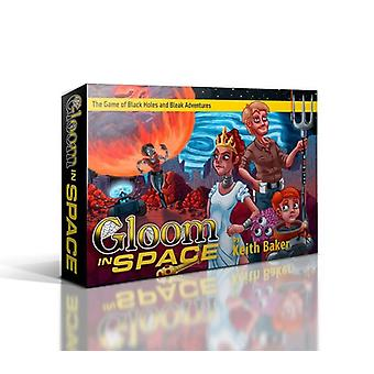 Atlas Games Gloom in Space Families Strategy Game Board Game