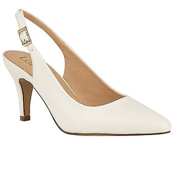 Lotus Lizzie Womens Sling Back Courts Shoes